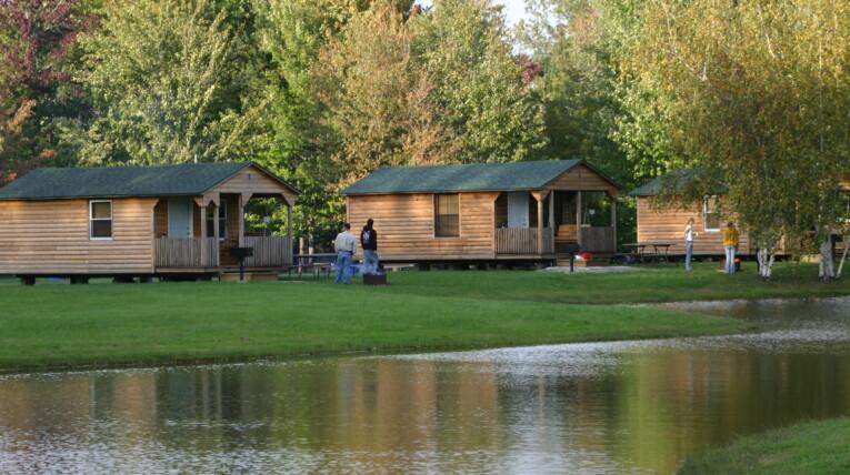 Lakefront Cabin Rentals